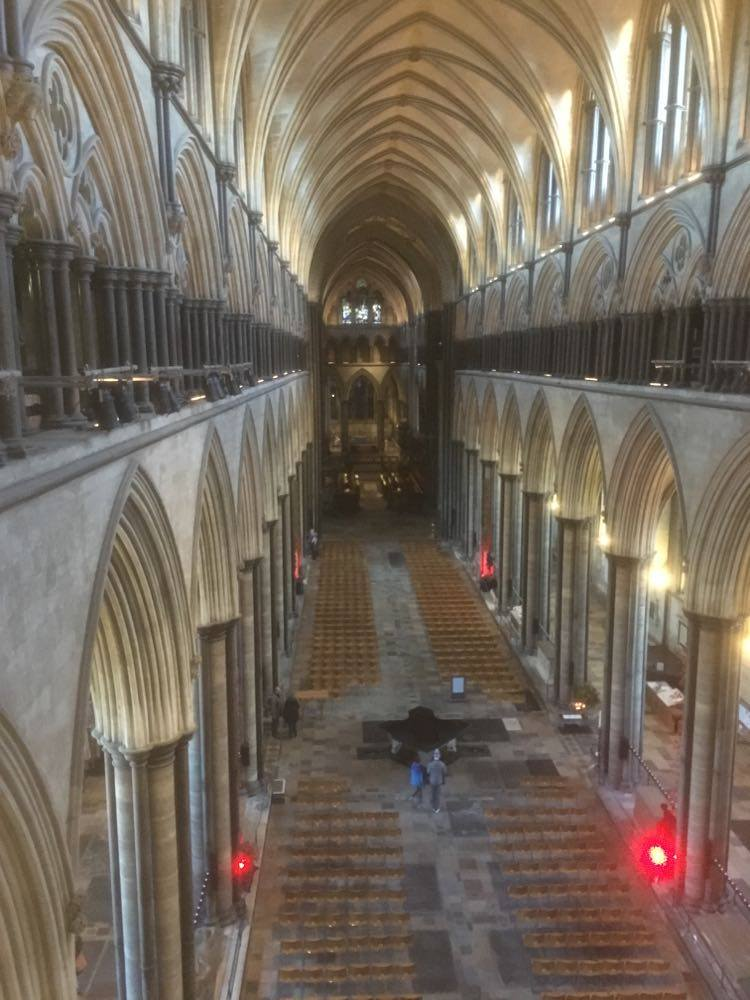 Electrical test and inspection in Cathedral